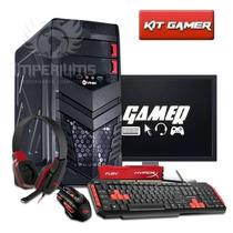 Pc Gamer Completo Amd A4 4.0ghz, 8gb , Promoção De Natal!