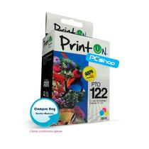 Cartucho Compatible Hp 122 Printon Tricolor