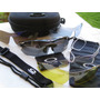 Óculos Ciclismo 5 Lentes Kit Esportes Tático Todo Preto