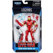 Marvel Legends Civil War Iron Man Mark 46 Baf Giant Man 2016
