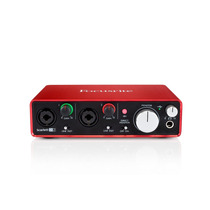 Interface Focusrite Scarlett 2i2 2nd Gen (2016) Audiodeals