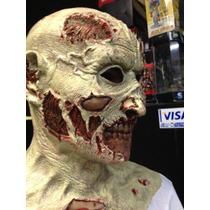Mascara Latex Zumbi - The Walking Dead-terror-cosplay