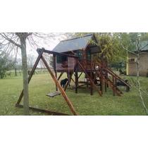 Casas Con Juegos Para Chicos.calidad Premium. Especial Niños
