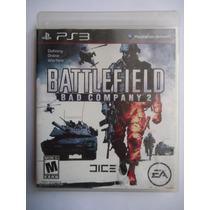 Battlefield Bad Company 2 Para Playstation 3 Ps3 Completo