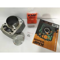 Kit Aumento Cilindrada Titan 150 Para 220 Cc 70mm Kmp