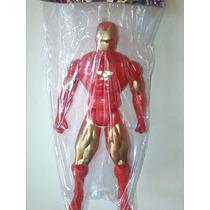 Aprovecha Muñeco Iron Man Avengers Jueguete Navidad 19 Cms