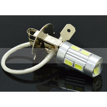 Lampada H3 Led Super Branca Farol Milha - Pronta Entrega