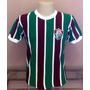 Camisa Retrô Fluminense Máquina Tricolor- Manto Sagrado Retr