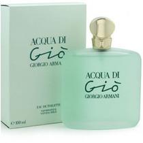 Perfume Giorgio Armani Aqua De Gioa 100ml Damas