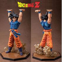 Figure Action Goku Genki Dama- Dbz