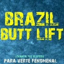 Brazil Butt Lift Gluteos De Super Modelo Super Entrenamiento