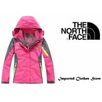 Campera Mujer The North Face Triclimate 3 En1 Original Nueva