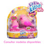 Little Live Pets Set Pajaro Mama Y Pichon Original Intek Tv