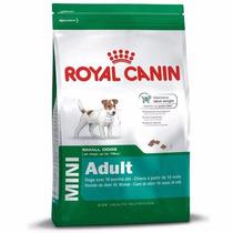 Ração Royal Canin Mini Adult Raças Pequenas 7,5 Kg