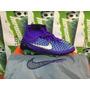 Tacos Futbol Nike Magista Obra Acc C/tobillera 100%autentic
