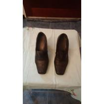 Zapatos De Dama Tipo Mocasin Altos (sr)