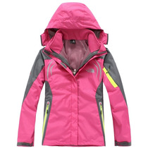 Campera Mujer The North Face Triclimate 3 En1 Original Nueva