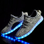 Tenis Led, Zapatos Luminosos Luces Colores Hombre Mujer Shoe