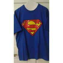 Franela Superman Hombre