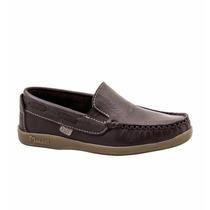 Zapatos Náuticos Cuero100%marcel Niz´s Calzados 27/33varón