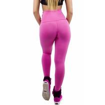 Calça Leg + Brinde Suplex Legging Fitness Academia Treino