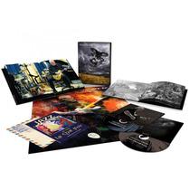 David Gilmour Rattle That Lock Box Ed. Deluxe Cd/dvd Lacrado