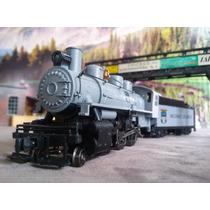 H1w Trenes Escala Ho Maquina Bachmann 2-6-0 N De M $1800