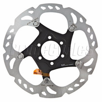 Par De Discos Ice Tech 160mm Xt Sm-rt86 Shimano 6tornillos