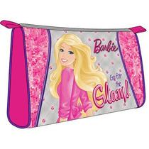 Cartuchera Triangular De Barbie Marca Capi