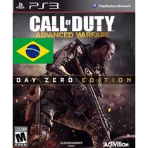 Call Of Duty Advanced Warfare Ps3 Cod Psn Envio Na Hora