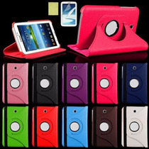 Kit Funda Giratoria Samsung Galaxy Tab 3 De 7 P3200 P3210
