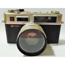 Antiga Camera Yashica Eletro 35