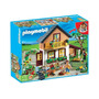 5120 Playmobil Country Casa Da Fazenda Com Mercado