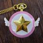 Sakura Card Captor - Reloj De Bolsillo