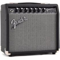 Amplificador Combo Fender Champion 20 - Para Guitarra - 20w