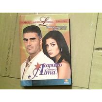 Dvd Telenovela Acapulco Cuerpo Y Alma
