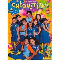 Lote 20 Figurinhas Avulsas E Repetidas Chiquititas 2013