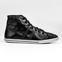 Zapatillas Gola Quarter High Leather Hombre Estilo Urbano