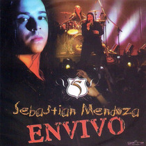 Sebastian Mendoza - En Vivo ( Cd + Dvd ) - Los Chiquibum