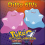 Pack 25 Dittos 6 Ivs Pokemon X Y Or As Sun Moon Sol Luna