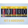 Kit Evangelicos Emblemas Alto Relevo 3d 3m Auto Adesivo