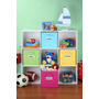 Cubos-biblioteca-organizador-guarda Juguetes-modulo Infantil