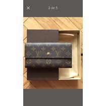 Carteira Louis Vuitton Original Em Perfeito Estado
