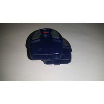 Capa Controle Fiat 2 Botões Azul