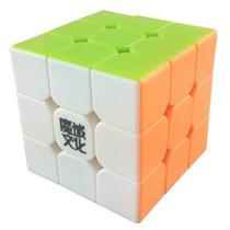 Cubo Rubik - Moyu Aolong 3x3x3 - Stickerless Candy Colours
