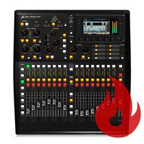 Behringer X32 Producer . Mesa De Som . Loja . Nf + Gtia !