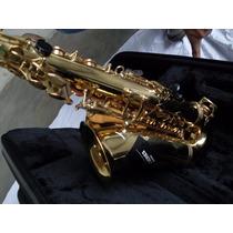 Saxofon Alto Jupiter Con Case, Como Nuevo - Buena Reputación