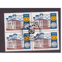 C-1406 1984 Quadra Cbc 150 Anos Banco Econômico Salvador/ba
