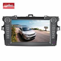 Central Multimidia Orbe Toyota Corolla 08/12 Evo Dvd Gps Tv