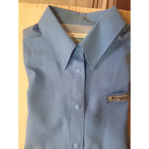 Camisa Columbia Modelo Tamiami De Dama